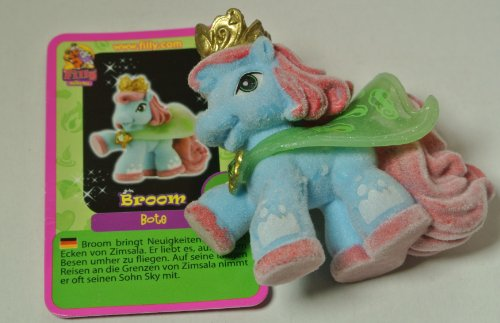 Filly Pferdchen Witchy Magic Edition Broom
